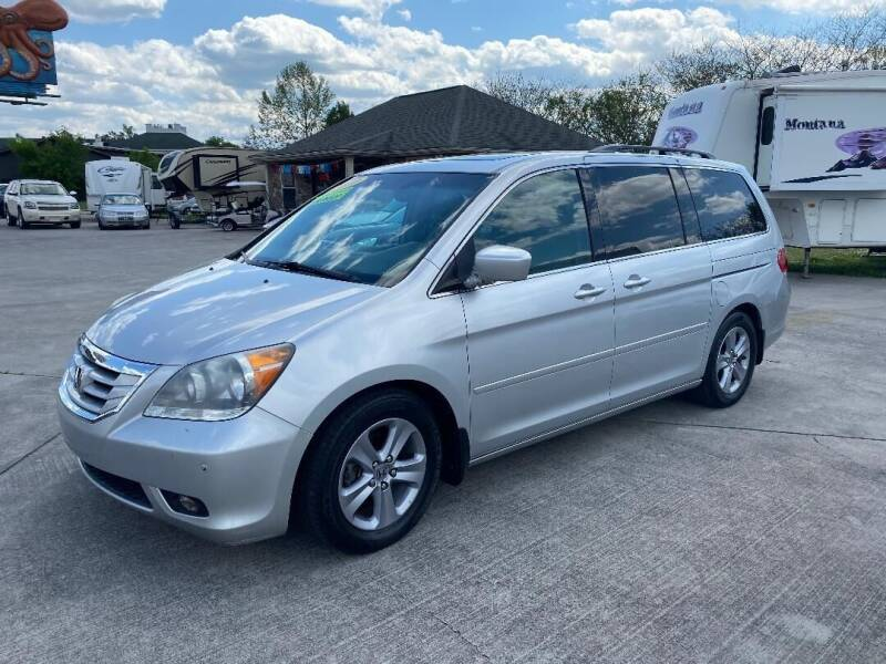 2010 Honda Odyssey for sale at Autoway Auto Center in Sevierville TN