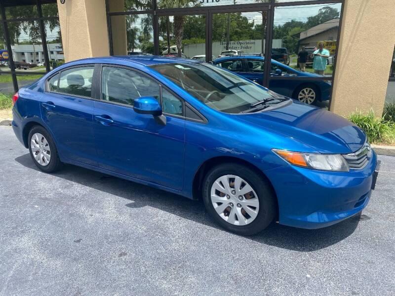 2012 Honda Civic for sale at Premier Motorcars Inc in Tallahassee FL