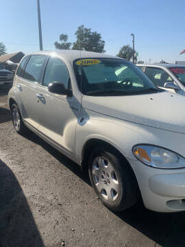 2005 Chrysler PT Cruiser for sale at Premier Auto Sales in Modesto CA