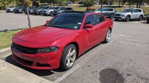 2018 Dodge Charger for sale at PHIL SMITH AUTOMOTIVE GROUP - Pinehurst Nissan Kia in Southern Pines NC