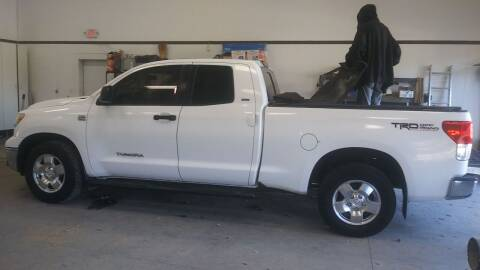 2010 Toyota Tundra for sale at MotorCars LLC in Wellford SC