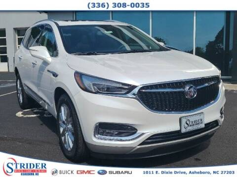 2020 Buick Enclave for sale at STRIDER BUICK GMC SUBARU in Asheboro NC