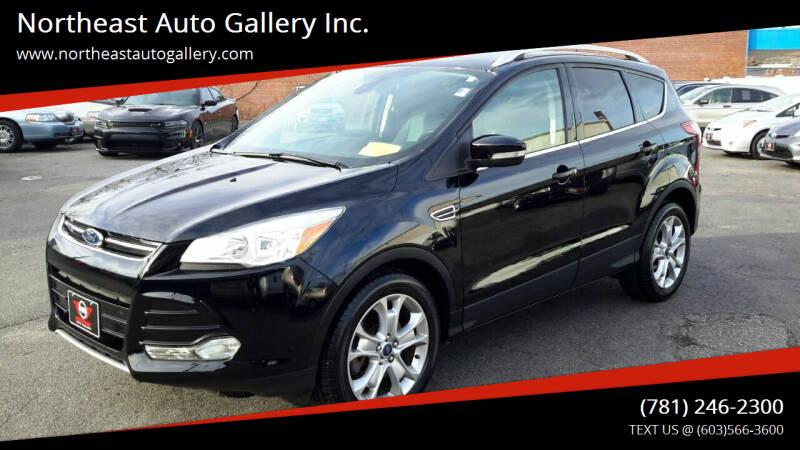 2016 Ford Escape for sale at Northeast Auto Gallery Inc. in Wakefield Ma MA