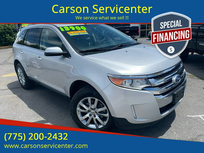 2013 Ford Edge for sale at Carson Servicenter in Carson City NV
