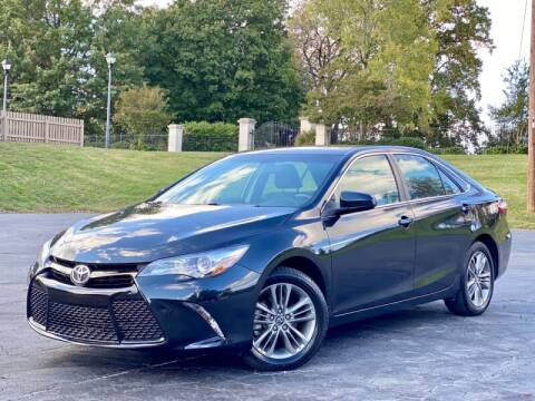 2017 Toyota Camry for sale at Sebar Inc. in Greensboro NC