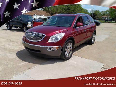 2010 Buick Enclave for sale at Frankfort Motorworks in Frankfort IL