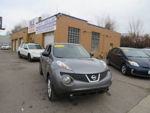 2013 Nissan JUKE for sale at Nile Auto Sales in Denver CO