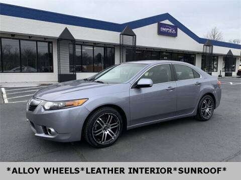 2014 Acura TSX for sale at Impex Auto Sales in Greensboro NC