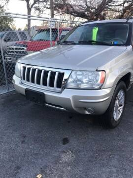 2004 Jeep Grand Cherokee for sale at D. C.  Autos in Huntsville AL