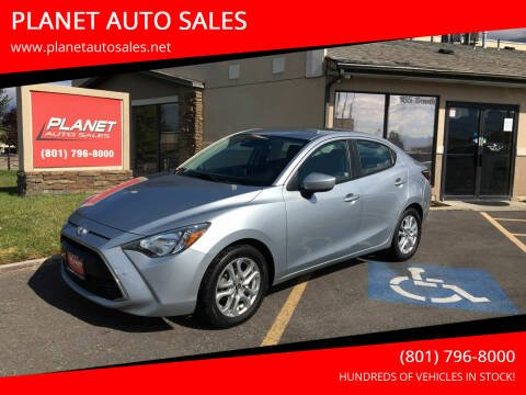2018 Toyota Yaris iA for sale at PLANET AUTO SALES in Lindon UT