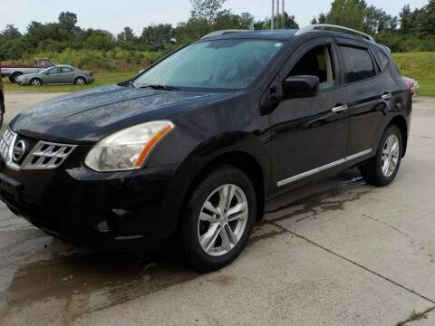 2012 Nissan Rogue for sale at Automotive Locator- Auto Sales in Groveport OH