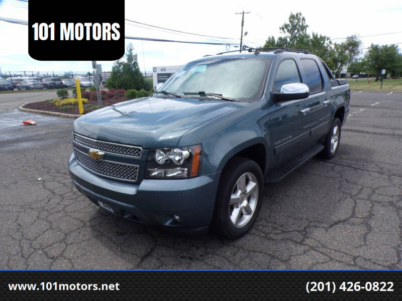 2011 Chevrolet Avalanche for sale at 101 MOTORS in Hasbrouck Heights NJ