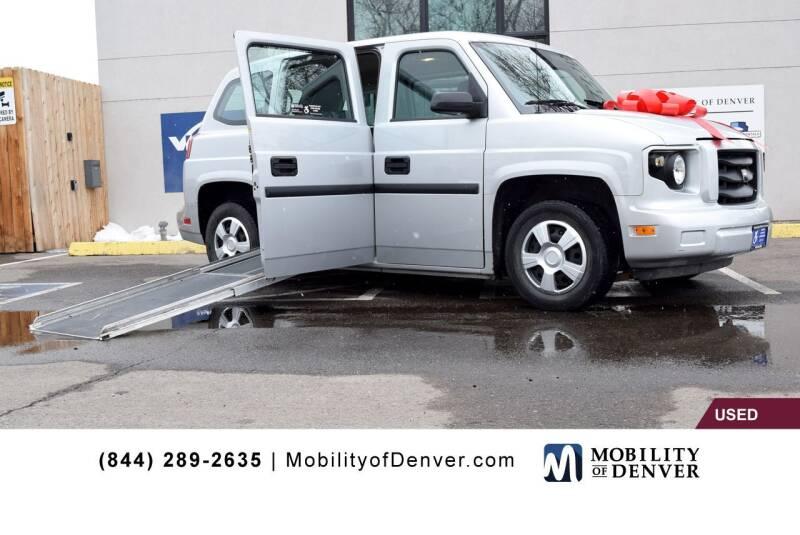 2012 VPG MV-1 for sale at CO Fleet & Mobility in Denver CO