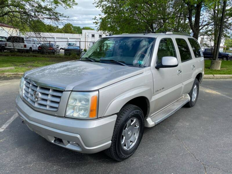 2005 Cadillac Escalade for sale at Car Plus Auto Sales in Glenolden PA
