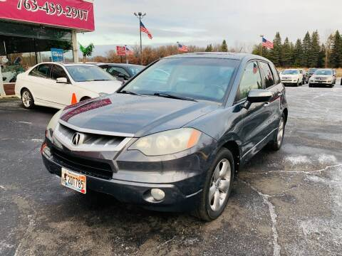 2007 Acura RDX for sale at LUXURY IMPORTS AUTO SALES INC in North Branch MN