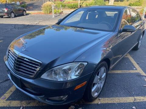 2007 Mercedes-Benz S-Class for sale at Premier Automart in Milford MA