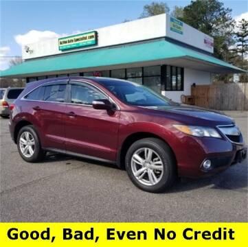 2013 Acura RDX for sale at Action Auto Specialist in Norfolk VA
