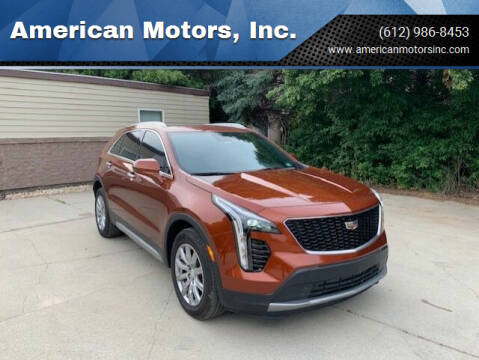 2019 Cadillac XT4 for sale at American Motors, Inc. in Farmington MN