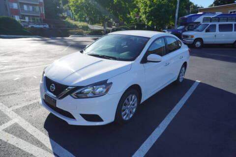 2016 Nissan Sentra for sale at Precision Motors LLC in Renton WA
