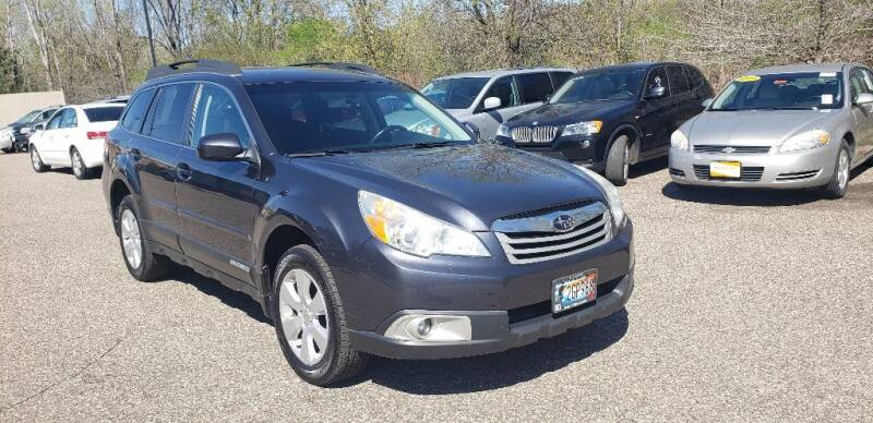 2012 Subaru Outback for sale at Fleet Automotive LLC in Maplewood MN