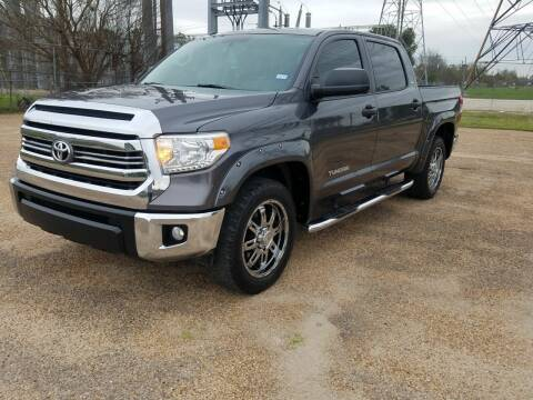 2015 Toyota Tundra for sale at MOTORSPORTS IMPORTS in Houston TX