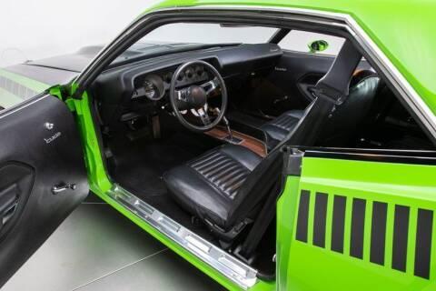 1970 Plymouth Barracuda