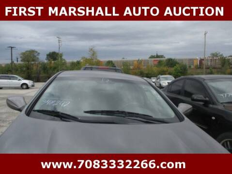 2012 Hyundai Sonata for sale at First Marshall Auto Auction in Harvey IL