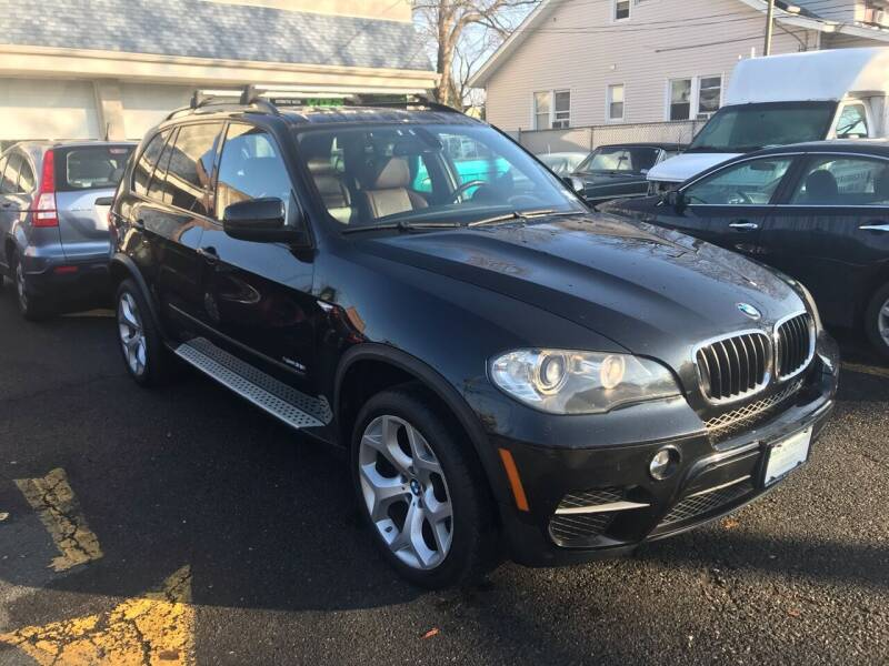 2011 BMW X5 for sale at DNS Automotive Inc. in Bergenfield NJ