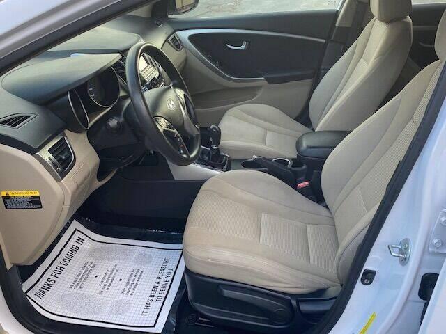 2013 Hyundai Elantra GT 4dr Hatchback 6M - Hudson NH