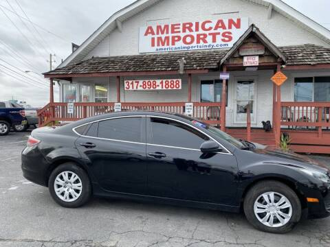 2013 Mazda MAZDA6 for sale at American Imports INC in Indianapolis IN
