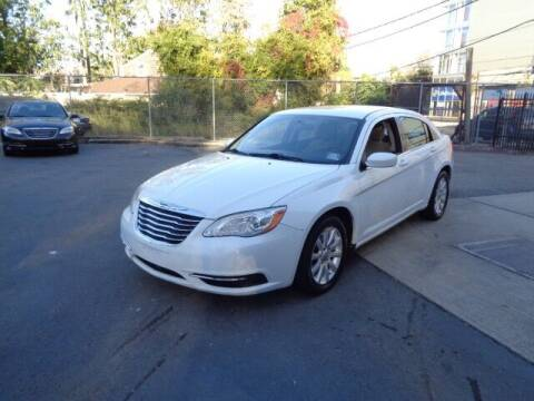 2012 Chrysler 200 for sale at MR DS AUTOMOBILES INC in Staten Island NY
