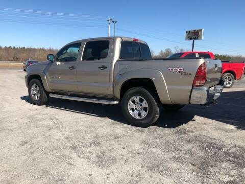 2005 Toyota Tacoma for sale at B & J Auto Sales in Auburn KY