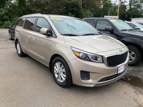 2015 Kia Sedona for sale at Payless Car Sales of Linden in Linden NJ