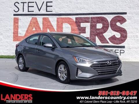 2019 Hyundai Elantra for sale at The Car Guy powered by Landers CDJR in Little Rock AR