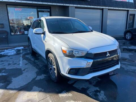 2016 Mitsubishi Outlander Sport for sale at EAST CHESTER AUTO GROUP INC. in Kingston NY