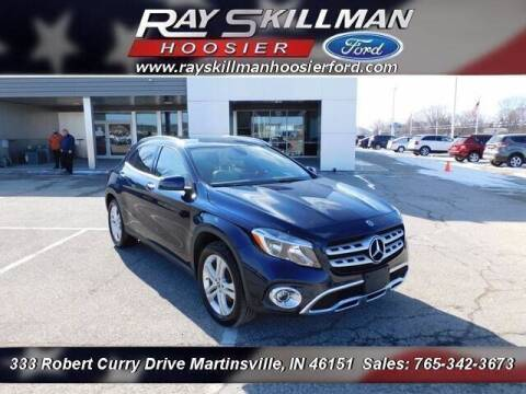 2018 Mercedes-Benz GLA for sale at Ray Skillman Hoosier Ford in Martinsville IN