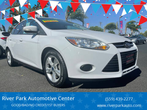 2014 Ford Focus for sale at River Park Automotive Center in Fresno CA
