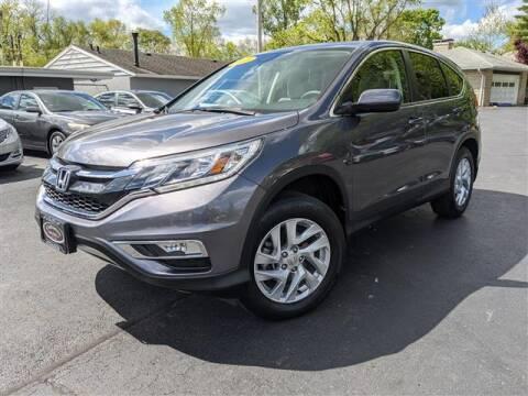 2015 Honda CR-V for sale at GAHANNA AUTO SALES in Gahanna OH