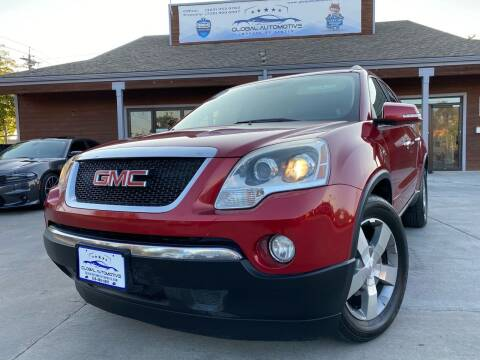 2012 GMC Acadia for sale at Global Automotive Imports of Denver in Denver CO