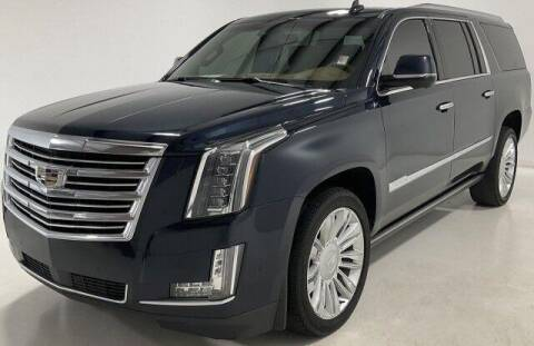 2017 Cadillac Escalade ESV for sale at Cars R Us in Indianapolis IN