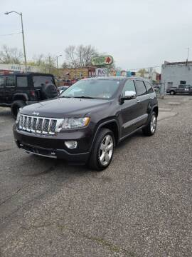 2012 Jeep Grand Cherokee for sale at Deals R Us Auto Sales Inc in Lansdowne PA