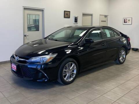 2016 Toyota Camry for sale at DAN PORTER MOTORS in Dickinson ND
