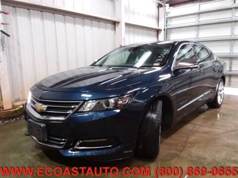 2015 Chevrolet Impala for sale at East Coast Auto Source Inc. in Bedford VA