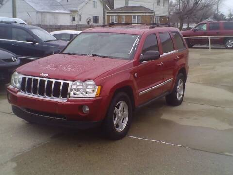 2005 Jeep Grand Cherokee for sale at Fred Elias Auto Sales in Center Line MI