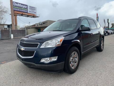 2011 Chevrolet Traverse for sale at Boise Motorz in Boise ID