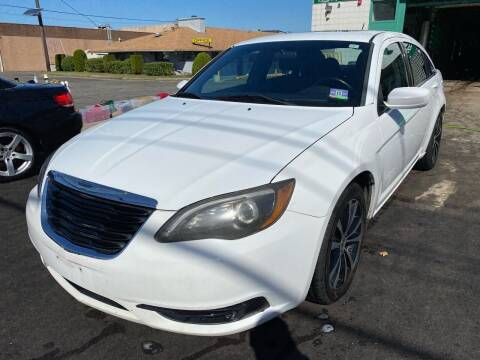 2012 Chrysler 200 for sale at MFT Auction in Lodi NJ