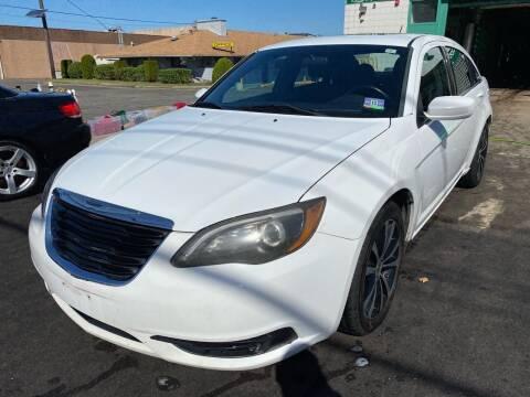 2012 Chrysler 200 for sale at MFT Auction in Lodi NJ