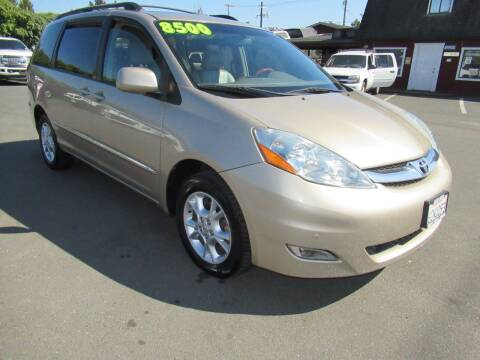 2006 Toyota Sienna for sale at Tonys Toys and Trucks in Santa Rosa CA