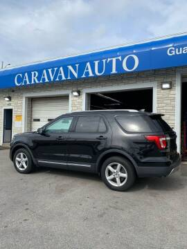 2016 Ford Explorer for sale at Caravan Auto in Cranston RI
