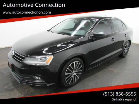 2016 Volkswagen Jetta for sale at Automotive Connection in Fairfield OH